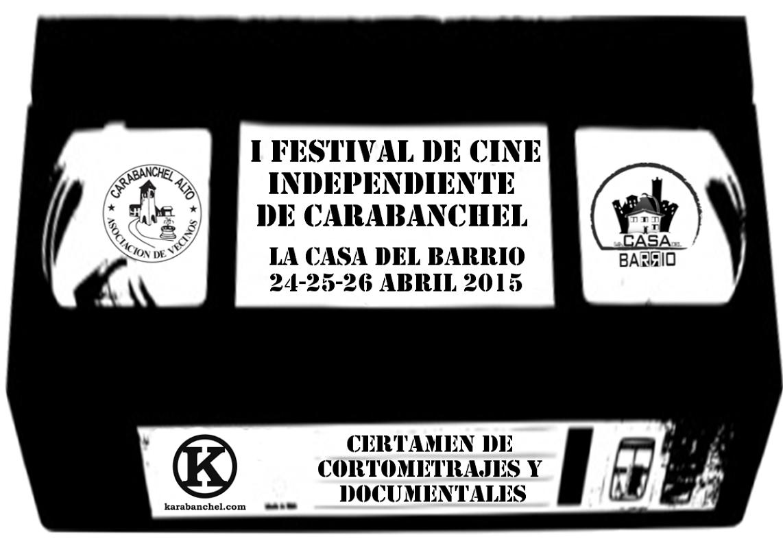 Festival cine independiente de carabanchel