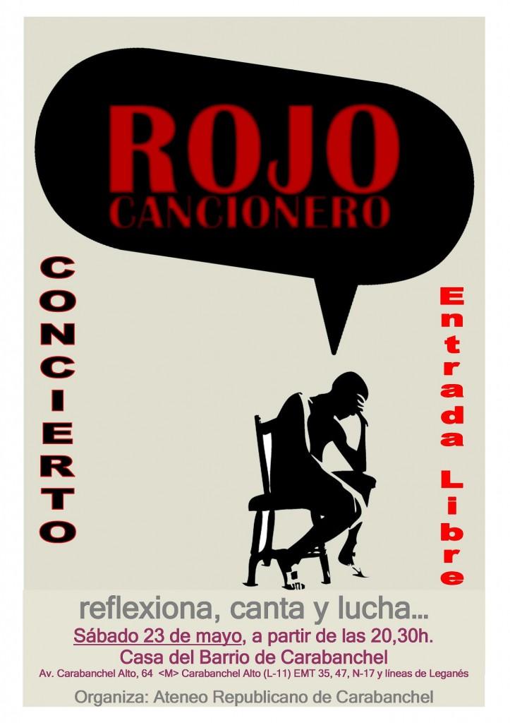 20150523Rojo Cancionero