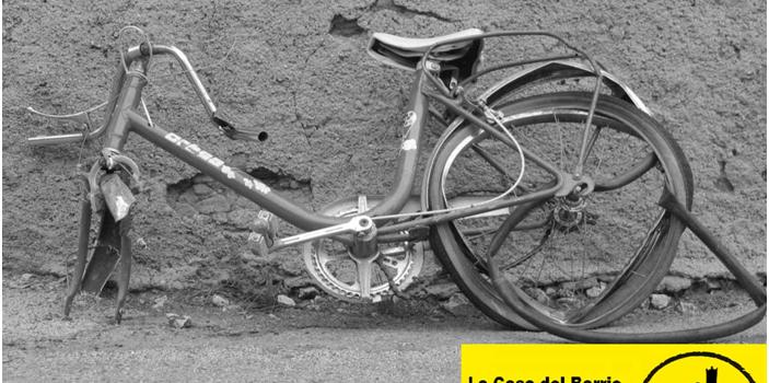 Taller reparación de bicicletas. Jueves 19:00