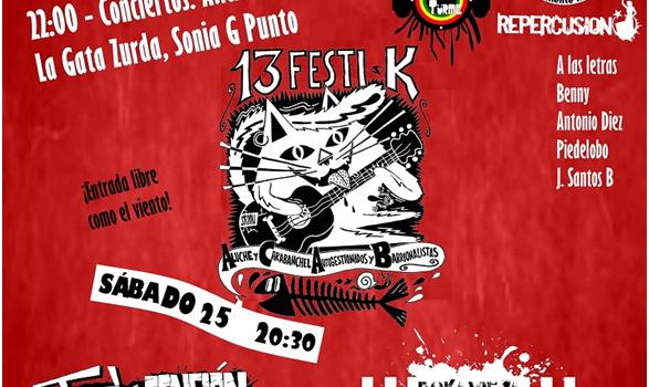 Festi-K vuelve del 23-25 de Junio