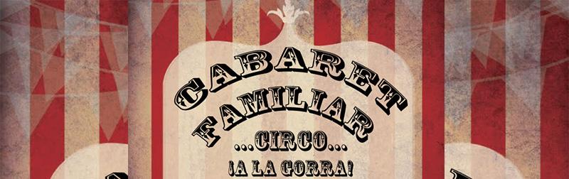 Cabaret Social Acircándonos 7 de enero a las 12:00