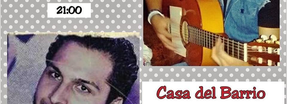 Viernes 1, Concierto flamenco Los Cachimbas