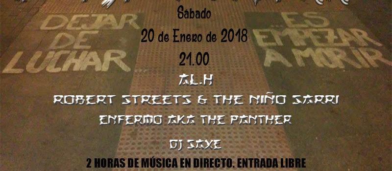 Sábado 20, Música en directo en la Casa del Barrio