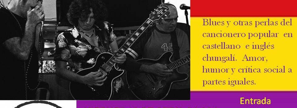 Viernes 13, 21:00h: Concierto: Despropósito Brothers and Friends