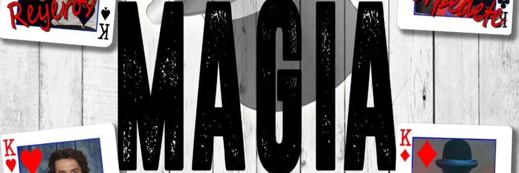 Viernes 27, 21:00h Festival de Magia
