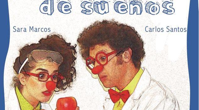 """Domingo 27, 12:00 Actuación teatral: """"El Materializador de sueños"""""""