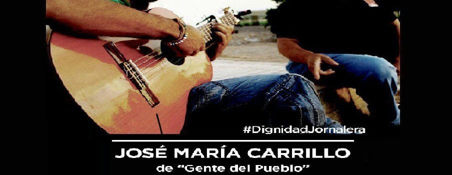 Sábado 22, 20:00h ACTO solidario en apoyo a los campamentos de la dignidad de Extremadura