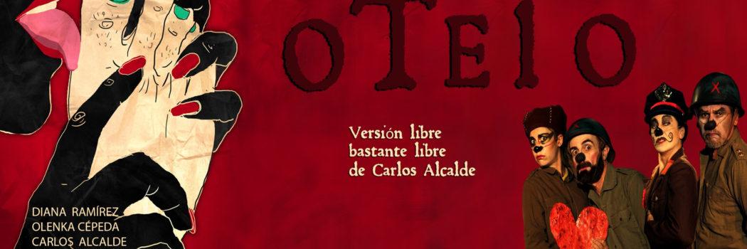 Viernes y Sábado: 21:00h Representación teatral: OTELO compañía Teatro Entrecalles