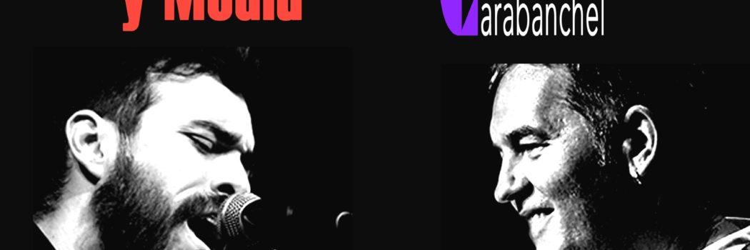 Sábado 5, 21h, Concierto Voz y Media (Salvador Amor y David Diaz)