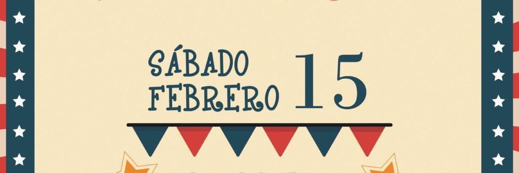 Sábado 15, 21h, Cabaret Payaso